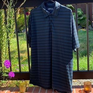 Nike Golf Fit Dry Polo - Size Large